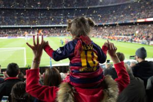 Fodboldferie i Barcelona